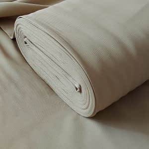 Canvas cotton beige